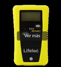 Alcoholímetro de Cero Tolerancia Lifeloc FC5